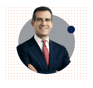 Eric Garcetti, Mayor of the City of Los Angeles